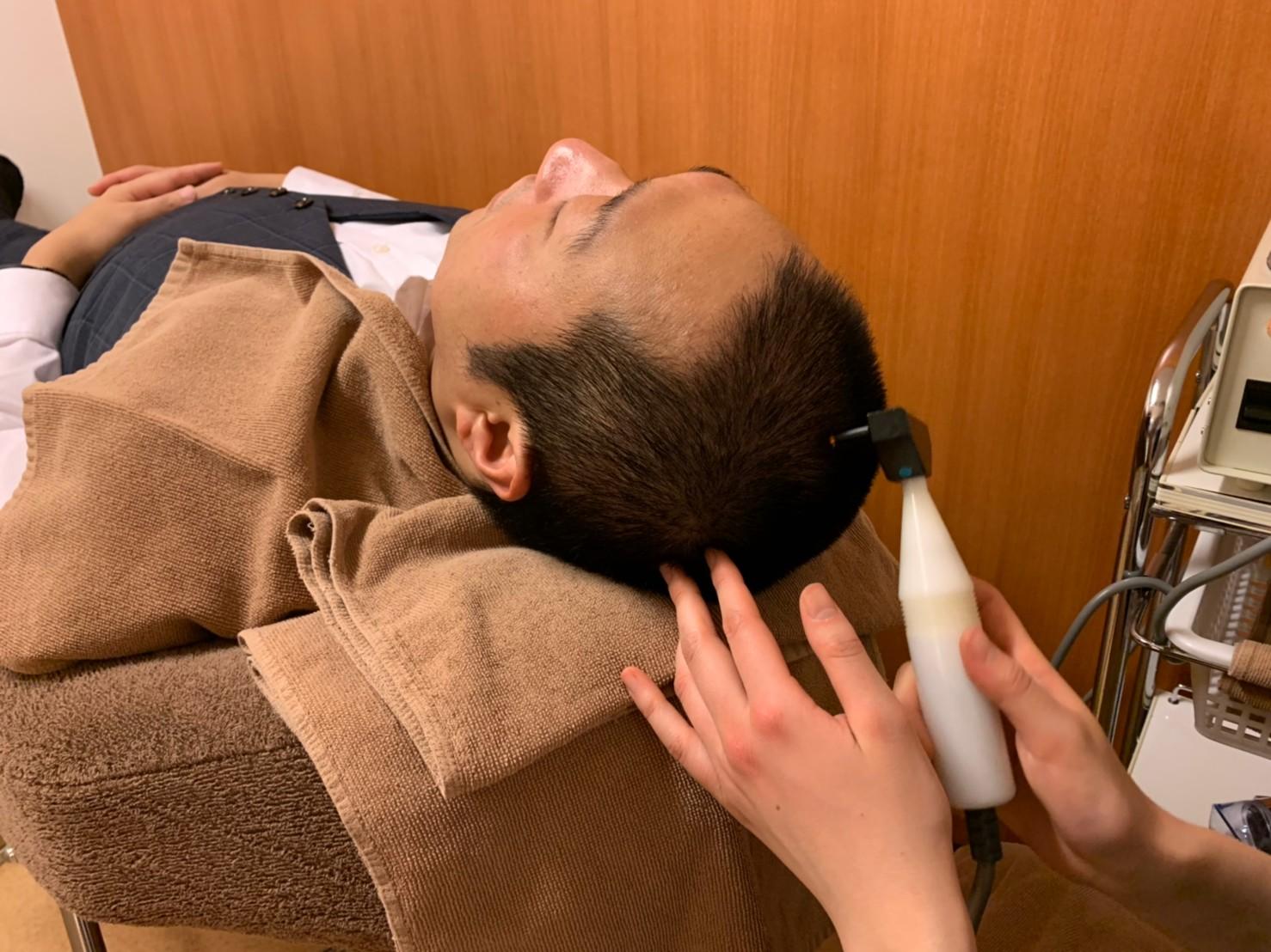 妻『髪薄くなってない?』 衝撃の一言で一念発起 18万人以上の発毛実績を持つ 『リーブ21』を検証してみた!